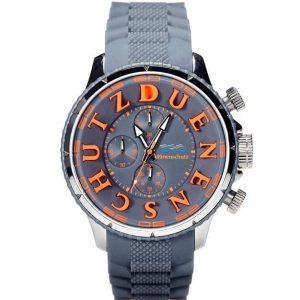 Dünenschutz - Produkt - Uhr schwarz/rot