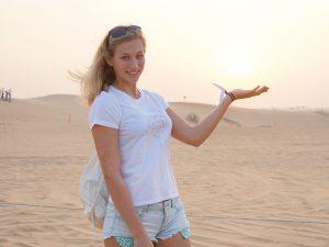 Dünenschutz - Turnbeutel - Strandhase - Accessoires - T-Shirt Flamingo