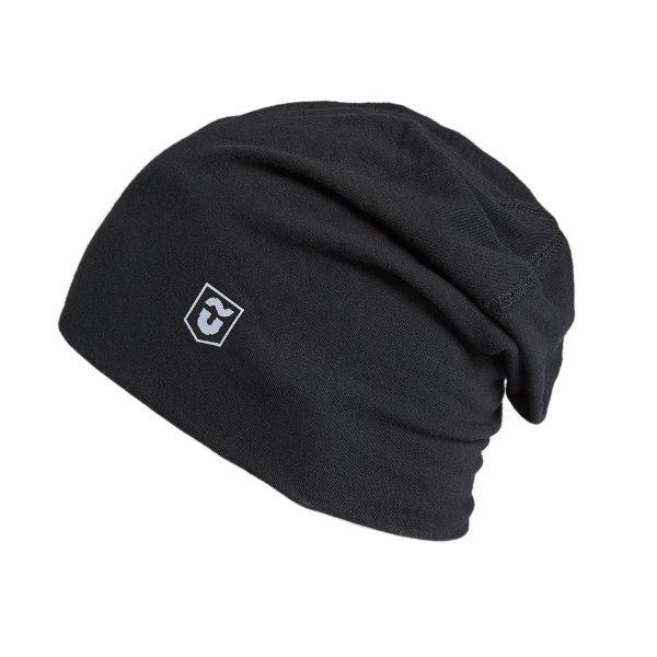 Duünenschutz - Produkt - Beanie Sacco Hat - schwarz