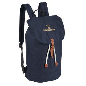 Dünenschutz - Produkt - Rucksack Vintage - vorne schräg - blau