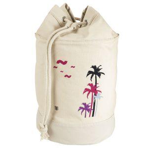 Dünenschutz - Produkt - Seesack - Palmen - natur