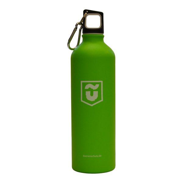 Dünenschutz - Trinkflasche - Grün